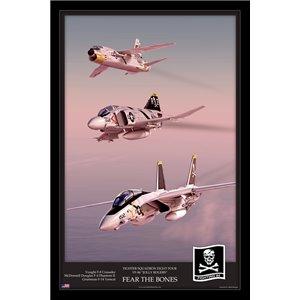 Fear the Bones! - VF-84 Jolly Rogers