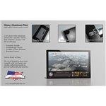 Half Century, Baby! F-14 Tomcat History Flight - Aluminum Print