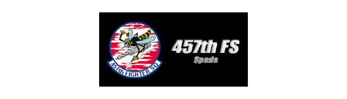 457th FS Spads