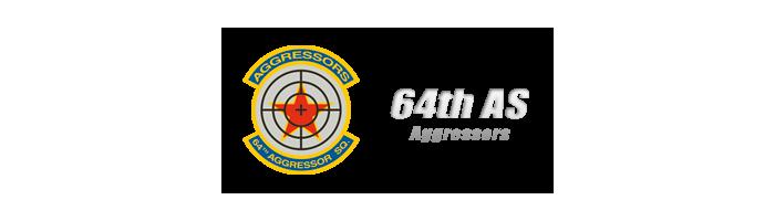 64th AGRS Aggressor Squadron