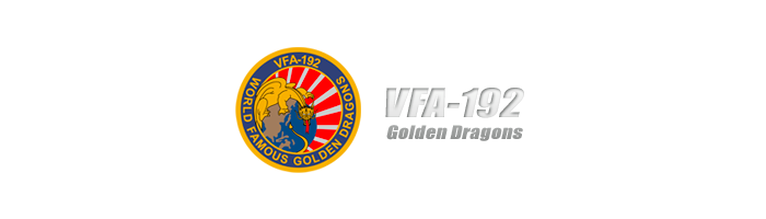 VFA-192 Golden Dragons