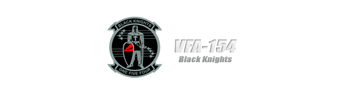 VFA-154 Blak Knights