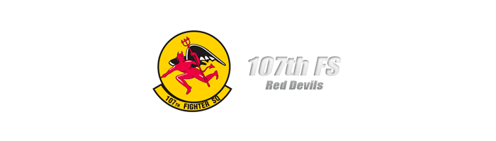 107th FS Red Devils
