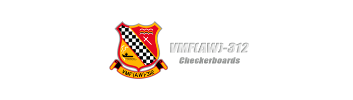VMF(AW)-312 Checkerboards