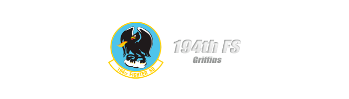 194th FS Griffins