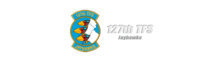 127th TFS Jayhawks