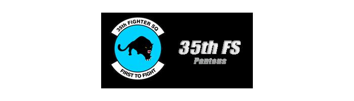 35th FS Pantons