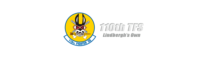 110th TFS Lindbergh's Own