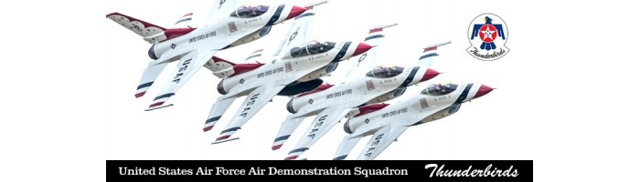 USAF Thunderbirds Prints