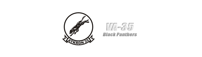 VA-35 Black Panthers