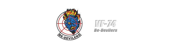 VF-74 Be-Devilers