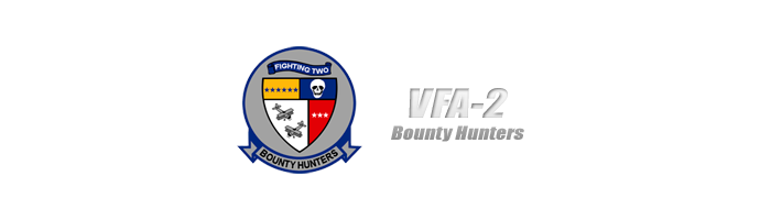 VFA-2 Bounty Hunters