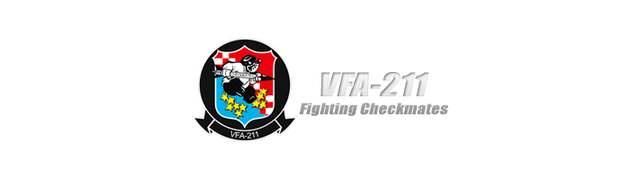 VFA-211 Checkmates