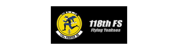 118th FS Flying Yankees