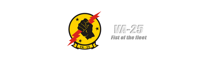 VA-25 Fist of the Fleet