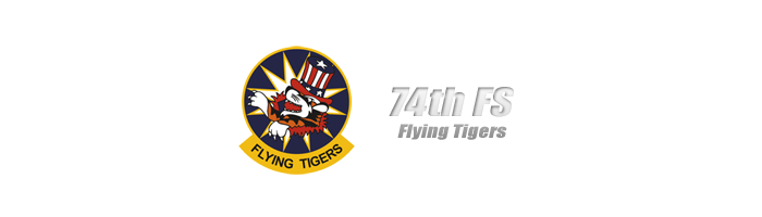 74th FS Flying Tigers