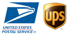 UPS and USPS Shipping